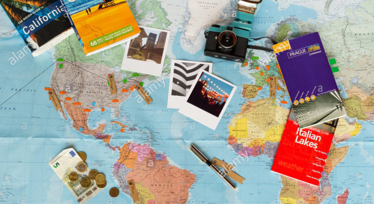 Makeyour Round The World Trip a Reality in 6 Easy Steps